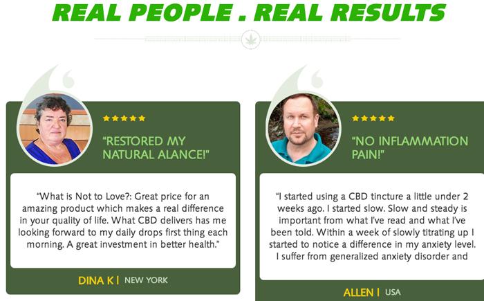 Fresh Nature CBD Gummies reviews