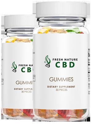 Fresh Nature CBD Gummies