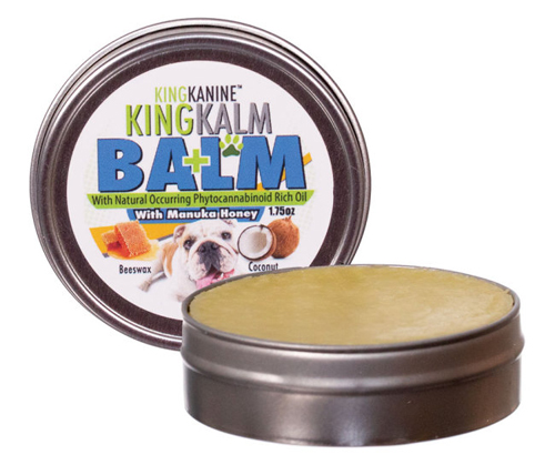 King Kalm CBD Balm