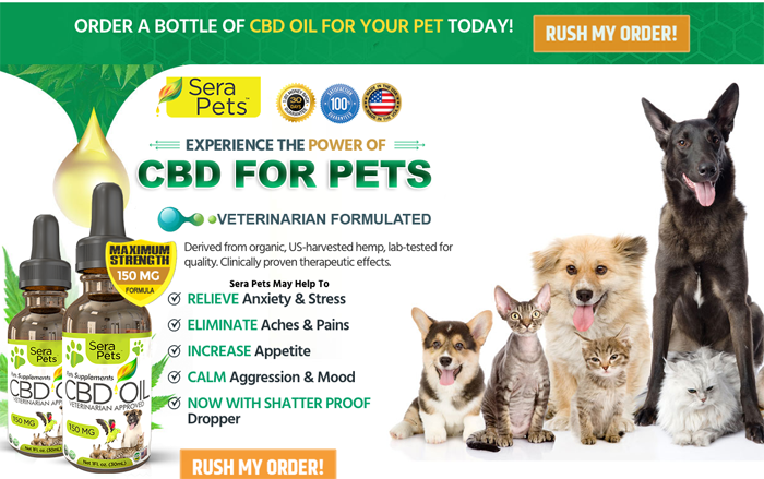 Sera Pets CBD Oil Review