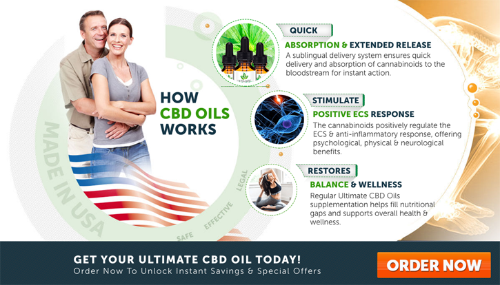 Ultimate CBD labs oil