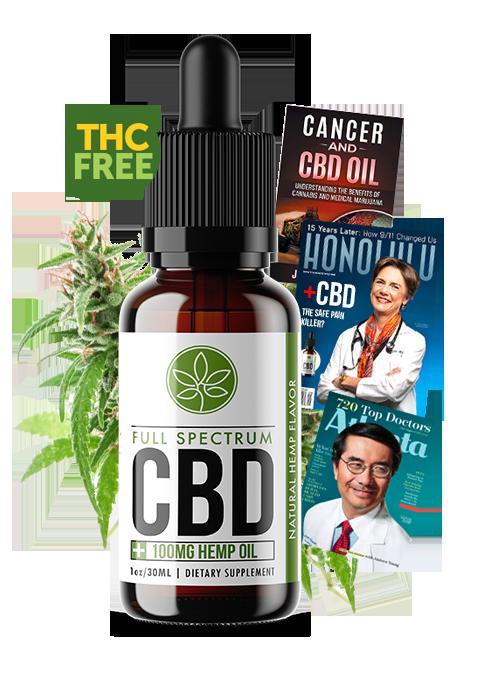 Herbalist Oils Full Spectrum CBD Review 9