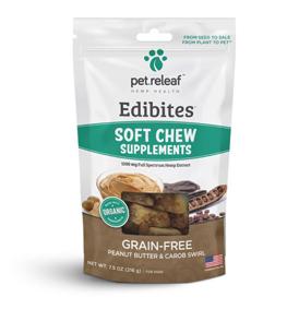 Elixinol cbd for dog treats-soft chew