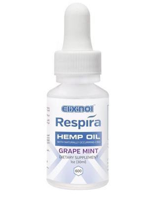 Elixinol respira hemp cbd vape