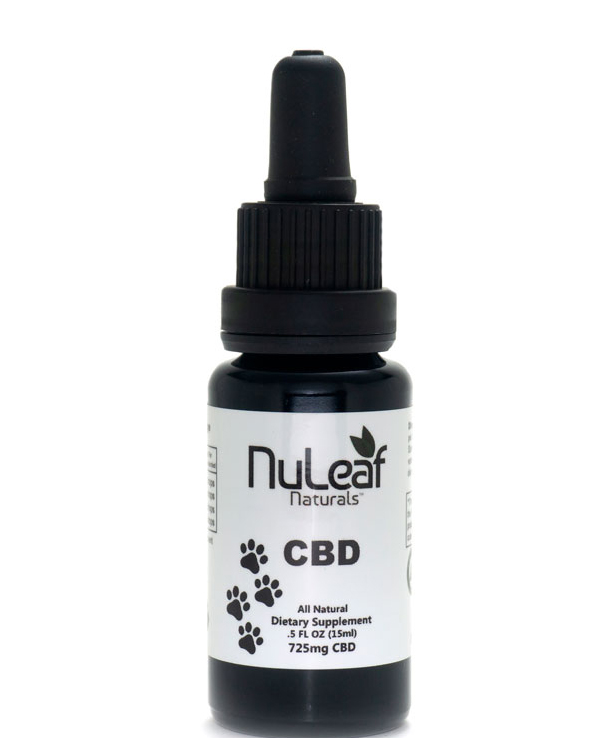 Nuleaf Natural CBD Oil