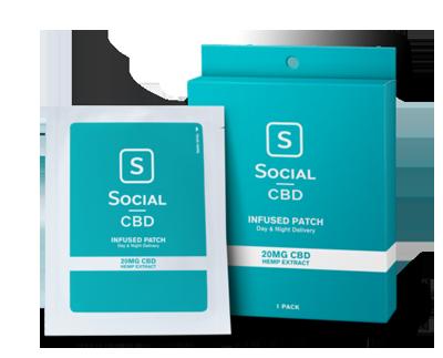 SocialCBD Patch