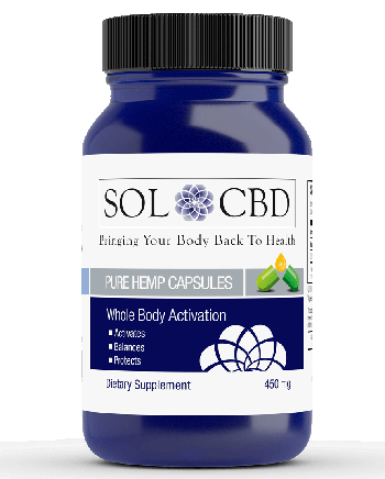 Sol cbd capsules