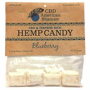 CBD American Shaman Candy