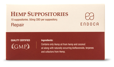 endoca suppositories