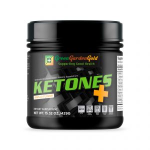 green garden gold Ketones