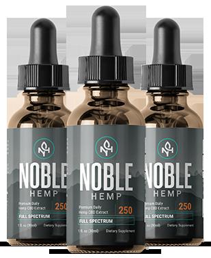Noble Hemp CBD Oil Review
