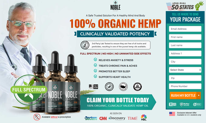 buy noble hemp cbd oil