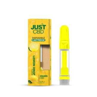 justCBD Vape Cartridge