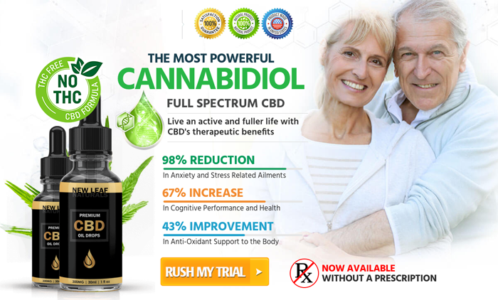 Buy New Leaf CBD Oil