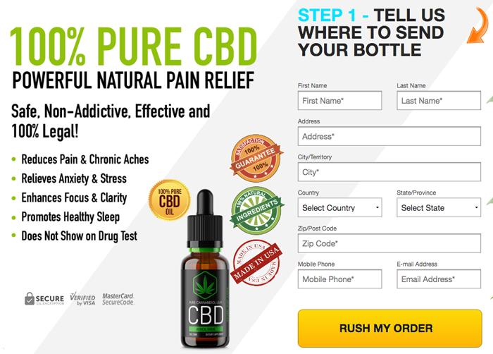 buy Pure Canna CBD