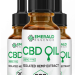 Emerald Essence CBD Oil