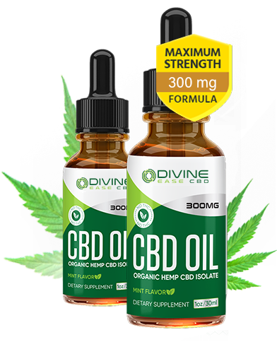 Divine Ease CBD Oil