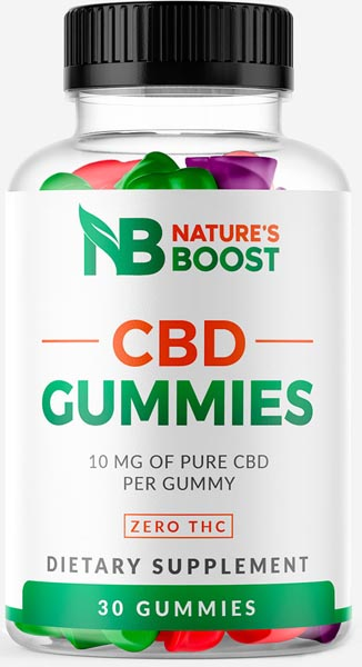 Nature's Boost CBD Review