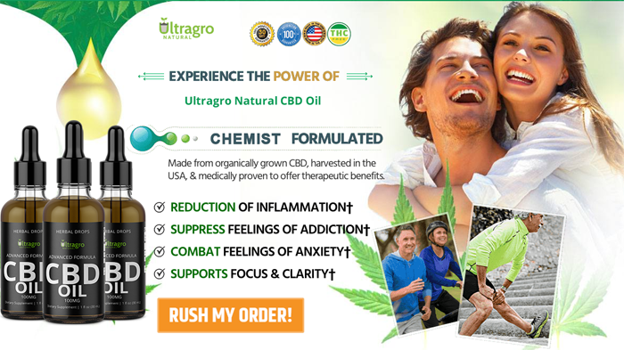 Order Ultragro Natural CBD Oil