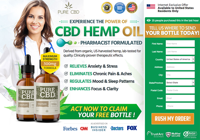 Pure CBD Oil review