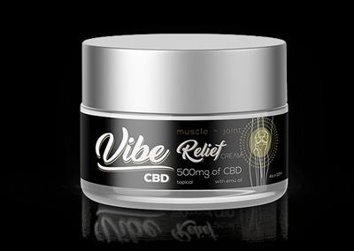 Vibe CBD Cream