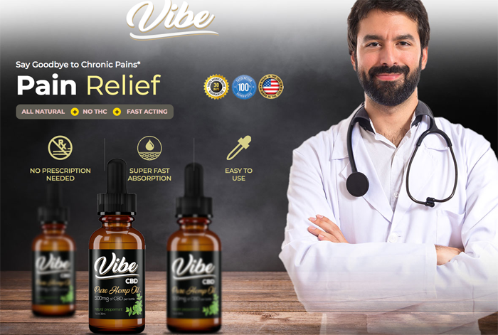 Vibe CBD Oil review