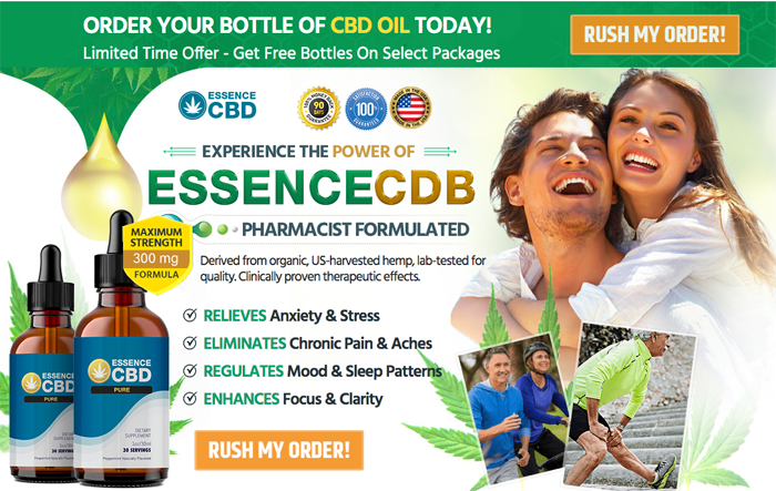 Buy Essence CBD Pure Oil
