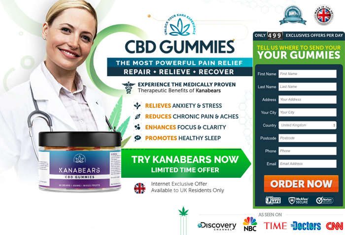 Kanabears CBD Gummies review