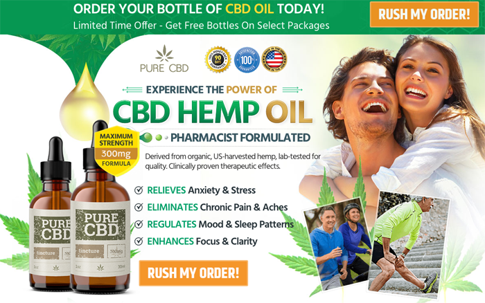 Order Pure CBD Oil