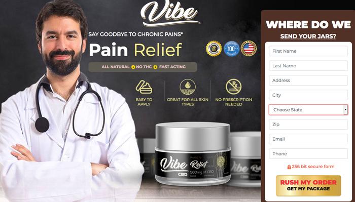 vibe cbd cream review