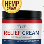 We The People Hemp Relief Cream