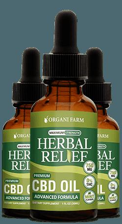 Herbal Relief CBD Oil