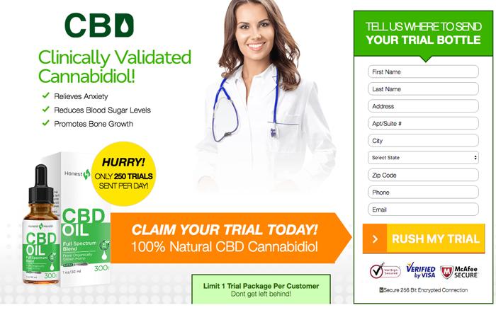 Honest Health CBD Oil Review