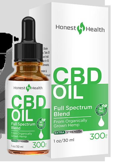 Honest Health CBD Oil