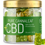 Pure Cannaleaf CBD
