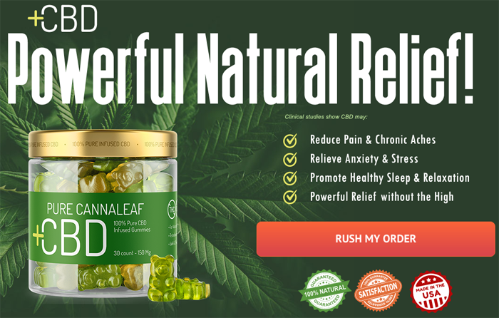 Pure Cannaleaf CBD Review