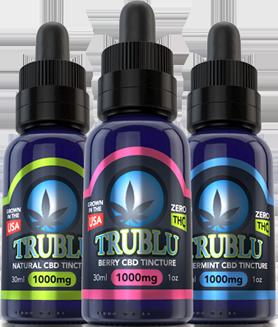 TruBlu CBD Oil