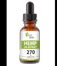 first choice hemp oil review