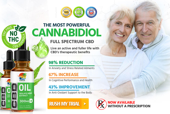 Cali Naturals CBD Oil supplement