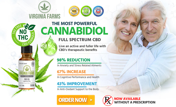 Order Virginia Farms CBD Oil