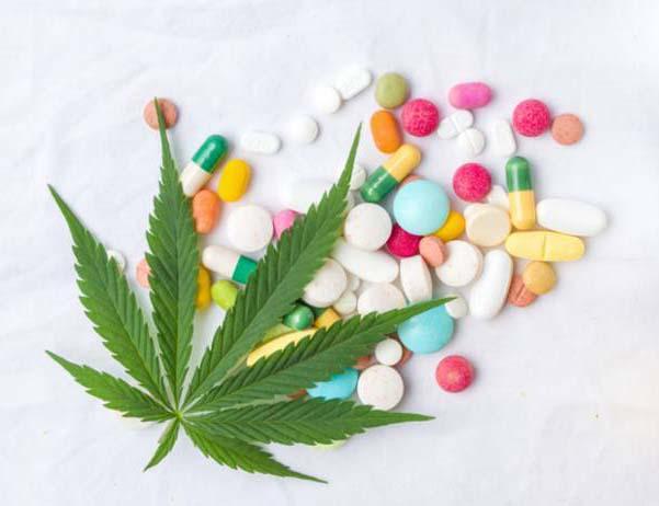 CBD with medication