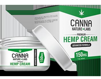 Canna Nature Labs Hemp cream