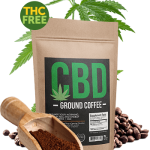 CBD Ground Coffee
