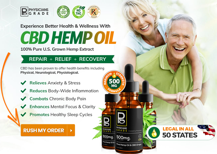order Physicians Grade Pure Hemp Oil