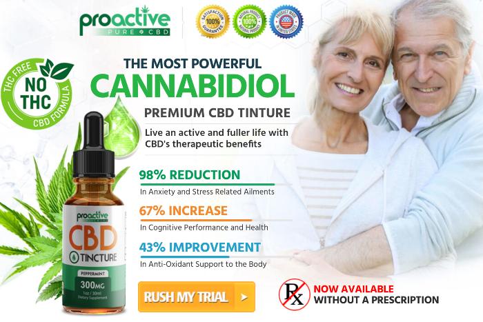 proactive pure cbd oil review