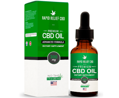 Rapid Relief CBD Oil
