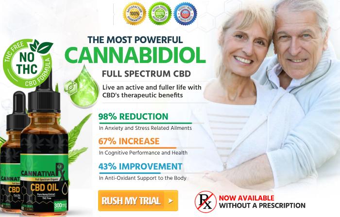 Order Cannativa RX CBD Price