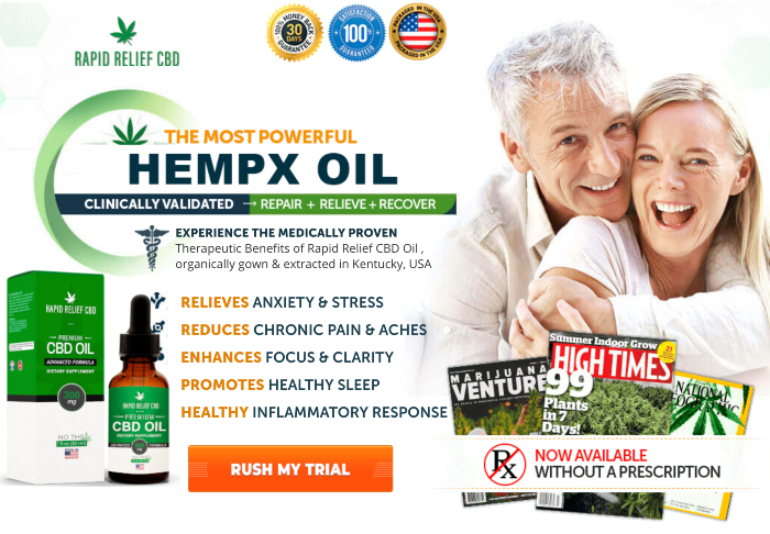 Order Rapid Relief CBD Oil