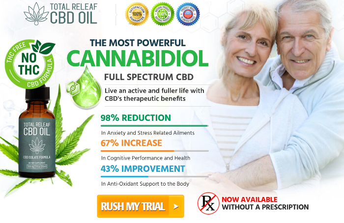 Order Total Releaf CBD Oil