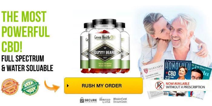 Order Green Health CBD Gummies